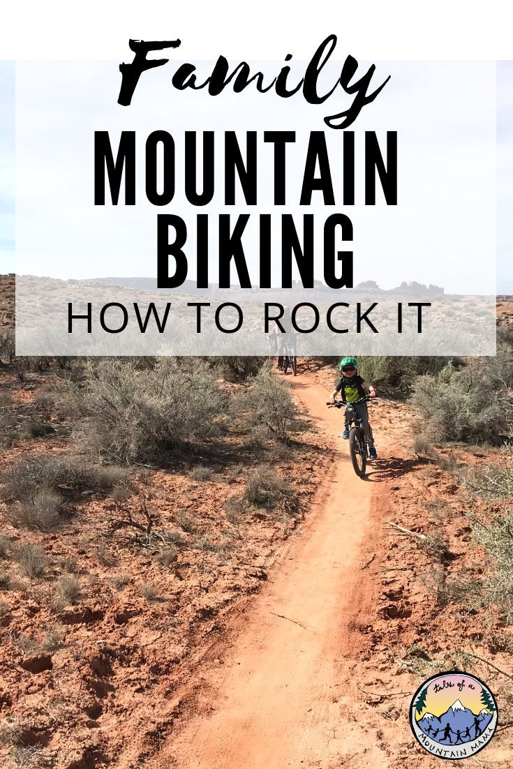 Mountain Biking With Kids Mountain Biking Bike Bike Life