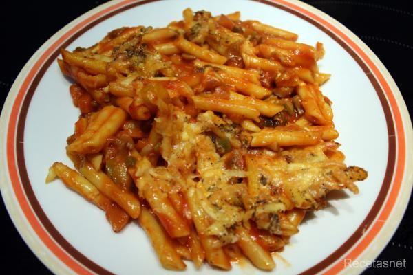 Macarrones Con Verduras Receta De Cocina Pastas Y Arroces Recetasnet Macarrones Con Verduras Recetas De Cocina Verduras