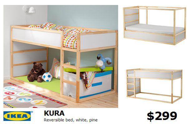 Ikea kura 20 ideas to snazz up their bunk bed kids for Kura bed decoration ideas