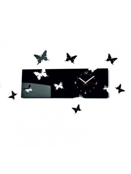 Найширший діапазон годин в різних кольорах для ідеальної стіни безпосередньо від виробника.  Сучасні декоративні настінні годинники. Годинник виготовлений з PMMA акрилового скла. Цей матеріал / оргскло / сучасний і естетичний зовнішній вигляд світле і 6 рази сильніше, ніж звичайне скло. Оргскло являє собою гнучкий матеріал ідеально підходить для створення художнього приладдя. Це відмінний декоративний аксесуар і прекрасно відбиває сонячне світло. Завдяки УФ-стійкістю і властивостями…