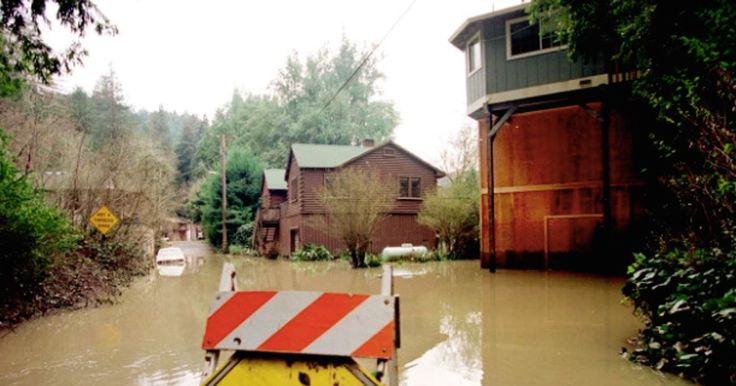 Radical Change Urged For California's Flood Risk Insurance