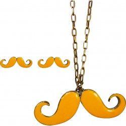 COMPRA AQUÍ ---> http://zone-off.com/10-accesorios Collar mostacho