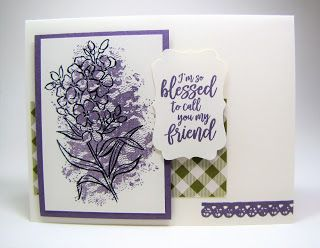 Maddiebug Designs - So Blessed - Stampin' Up!, Southern Serenade