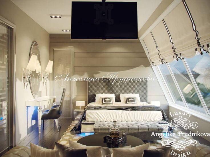 Интерьер современной квартиры в стиле минимализм в ЖК Садовые Кварталы - фото