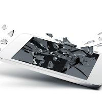 Say goodbye to shattered smartphone screens, thanks to a new miracle film