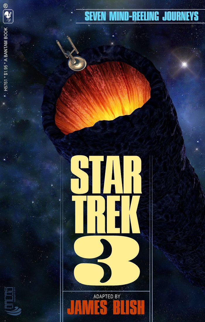Star Trek 3 - James Blish | A Brief History of the Future ...
