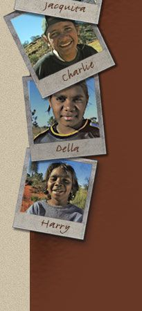 Werde! Welcome to UsMob. Follow central Australian Aboriginal teenagers Charlie, Della, Harry and Jacquita as they head off on journeys full of fun, excitement and crisis Alice Springs in a 7-part 'choose your own adventure' series.
