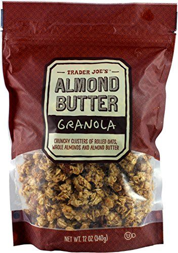 Trader Joes Almond Butter Granola Crunchy 12 ounces -- Details can be found by clicking on the image.Note:It is affiliate link to Amazon.