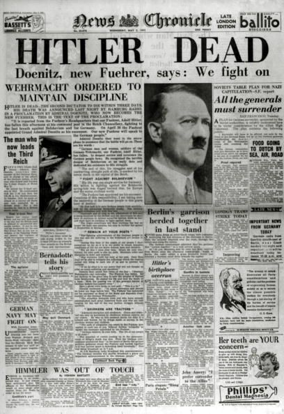 english newspaper headlines 1949 - Google Search | Famous ...