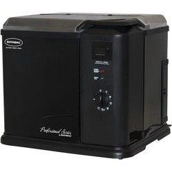 Just bought one of these - Butterball® Indoor Electric Turkey Fryer by Masterbuilt - broke it in tonight with fried chicken and it was OMG fabulous!  Looking forward to doing the Turkey for Thanksgiving!!!!!!!!!  Easy!   The chicken was so good we started laughing because a smile wasn't big enough!