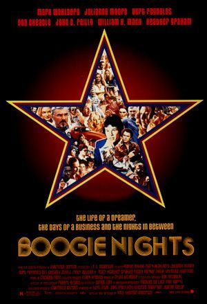 Boogie Nights - I got a feeling that behind those jeans is something wonderful just waiting to get out.
