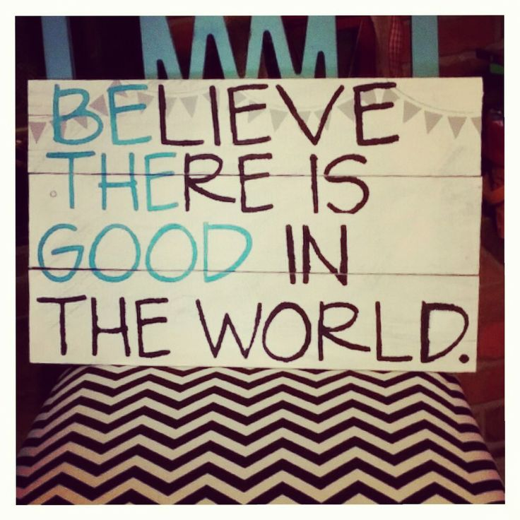 BE THE GOOD!  Pallet art love! www.sweetashleyscottage.com