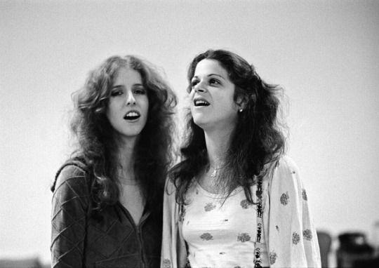 Lorraine and Gilda