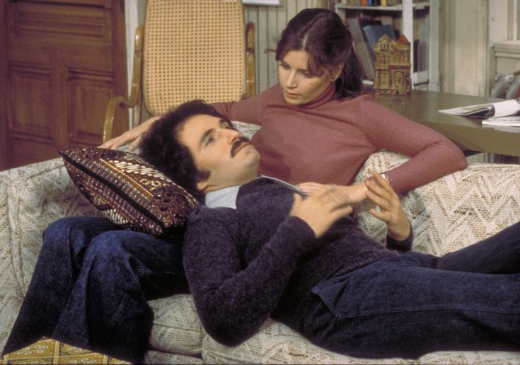 Marcia Strassman played Gabe Kaplan's wife, Julie, on the sitcom Welcome Back Kotter.
