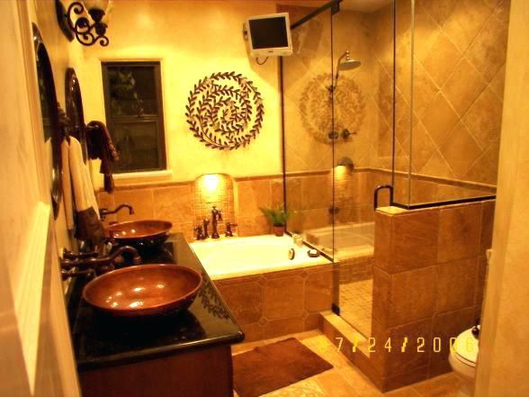 Small Bathroom Ideas With Shower And Bath Layout