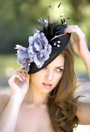 Flower hat fascinator    MoG