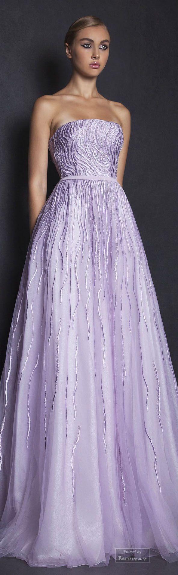 shoulder handbags Tony Ward Spring-summer 2015. | Dress Me Up |  | Tony Ward, Lilac Wedding Dresses and Lilac Wedding