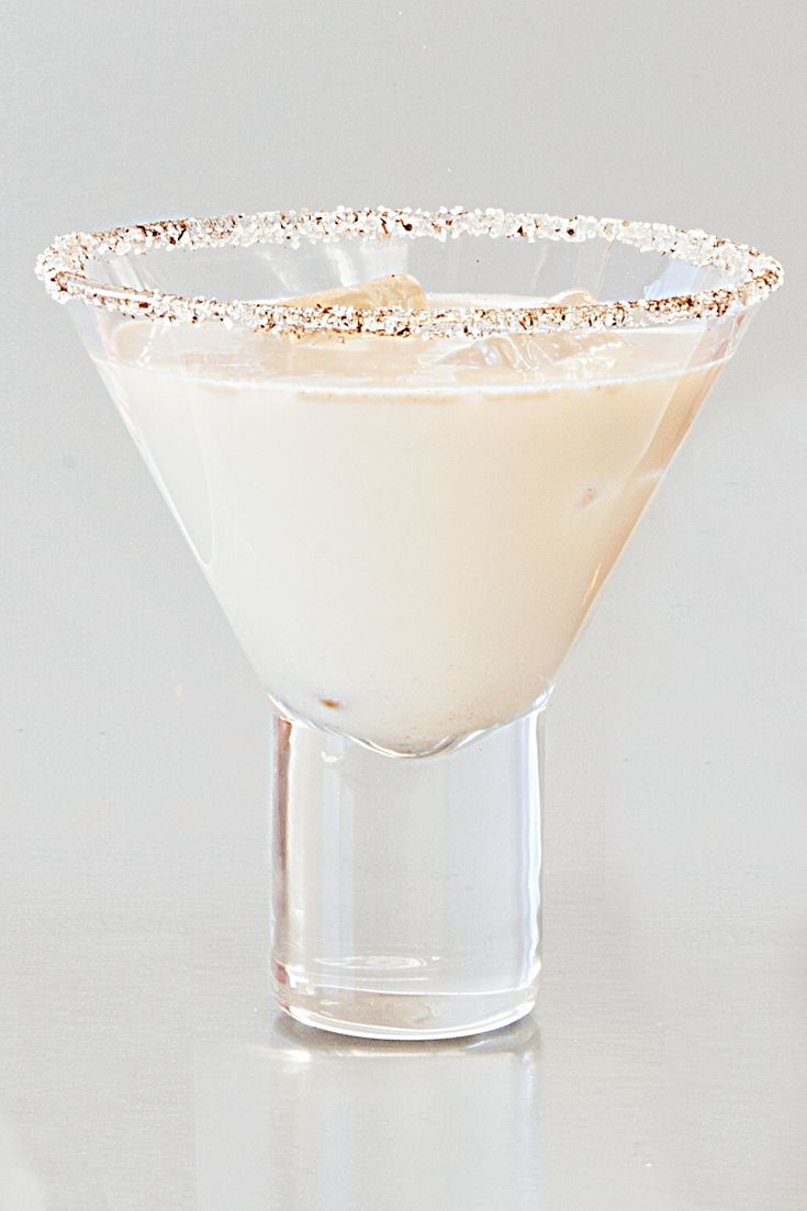 #Epicure Hot Buttered Rum Eggnog Cocktail #glutenfree