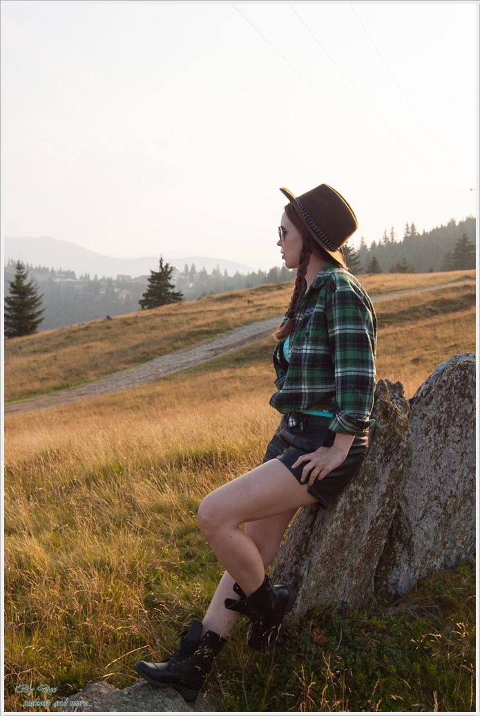 OOTD: Country girl ~ By Dee make-up and more
