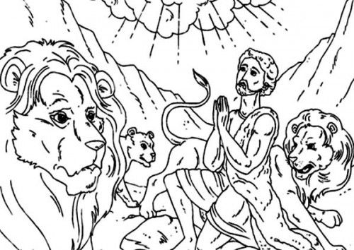 54 best biblical art images on pinterest | biblical art, christian ... - Bible Story Coloring Pages Daniel