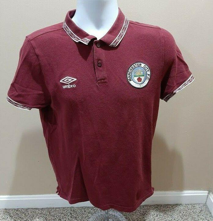Vintage Rare Manchester City Umbro Shirt Jersey Size Adult ...