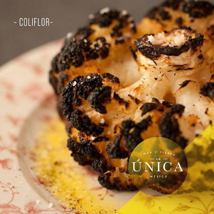 #QuieroComer Prueba la coliflor de La Única para volverte fan instantáneo. https://www.queremoscomer.rest/restaurantes/comida-mexicana/polanco-anzures/la-unica/?gid=1&pid=7
