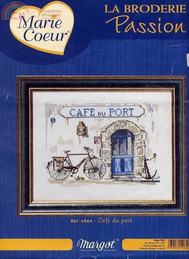 [New]Marie Coeur-Margot 4964-Cafe du Port -