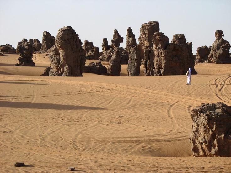 Paesaggi libici
