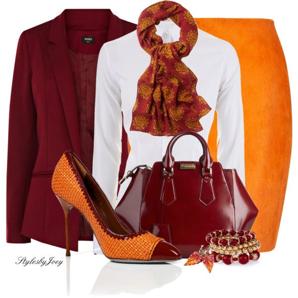 """""""Cap Toed Autumn"""" by stylesbyjoey on Polyvore"""