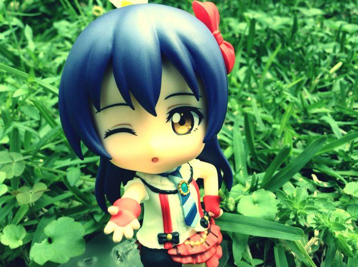 """Best Wishes!"" Umi Sonada"