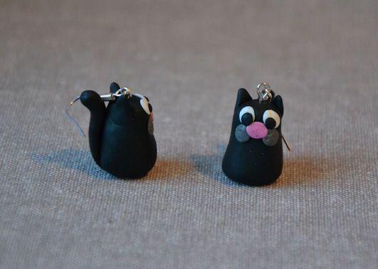 Cernit cats by Lankatarina