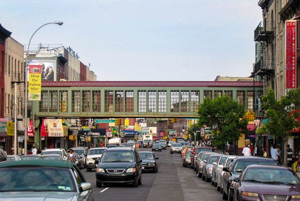 Have you ever been shopping on Fulton Street, #Brooklyn? http://www.nyhabitat.com/blog/2012/12/10/live-like-local-bedford-stuyvesant-brooklyn-new-york/