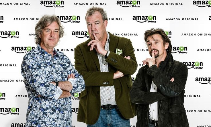 Top Gear Hosts Discuss Name Of New Show in Funny Teaser http://www.toomanly.com/6831/top-gear-hosts-discuss-name-of-new-show-in-funny-teaser/ #TooManly #GearKnobs #TopGear