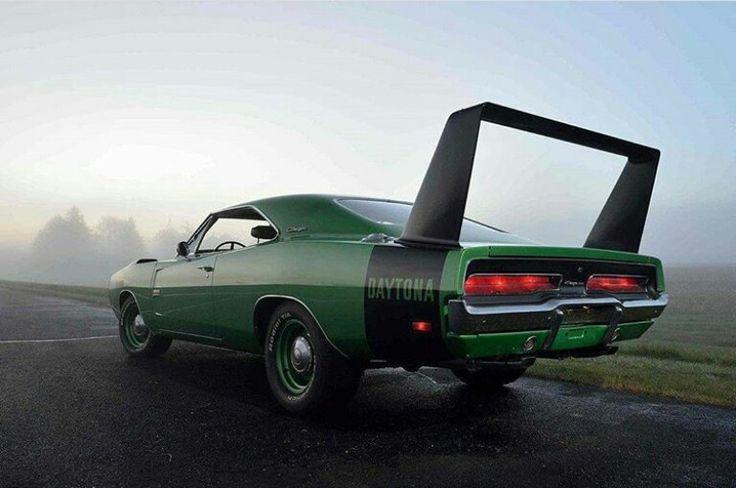 69 Dodge Charger Daytona 426 Hemi