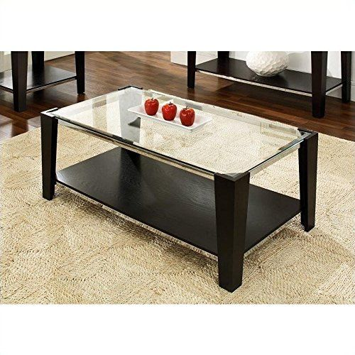 Newman Cocktail Table w Beveled Glass Top in Espresso For Sale https://bestsofatablereviews.info/newman-cocktail-table-w-beveled-glass-top-in-espresso-for-sale/