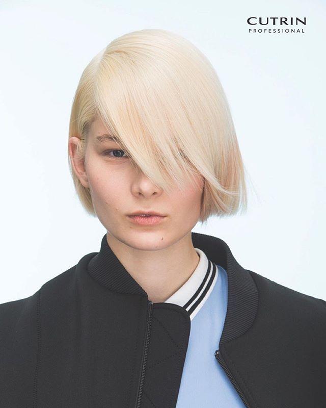 Cutrin Collection No 1: Savvy Scandinavian #cutrin#cutrincollectionno1#blond#savvyscandinavian#haircut#hairtrends2015#nordichair#hiustrendit#pohjoinenhius#cutrinprofessional