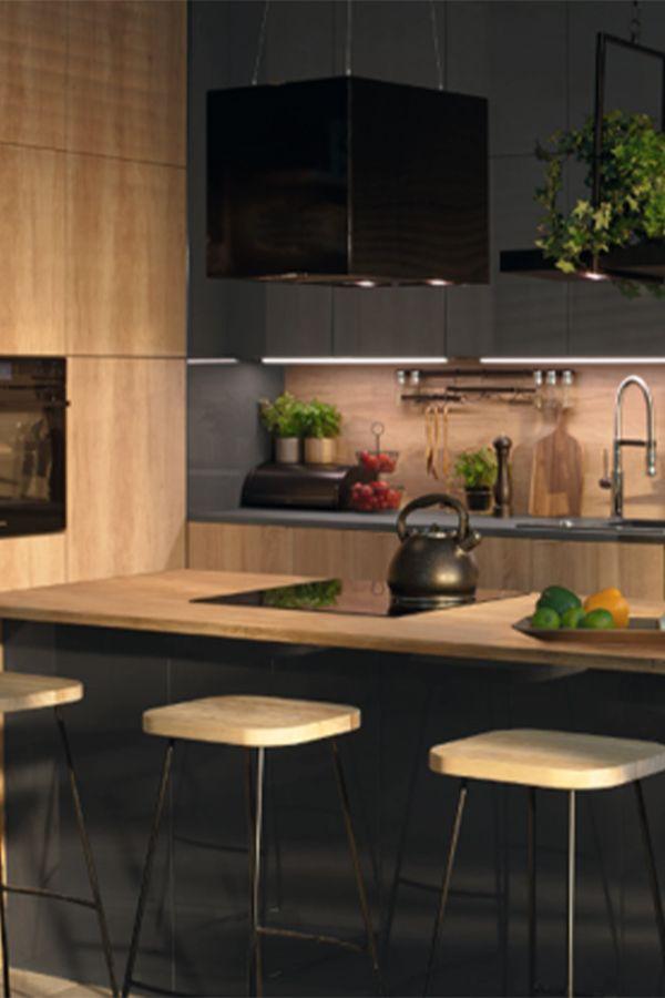 Leroymerlin Leroymerlinpolska Dlabohaterowdomu Domoweinspiracje Kuchnia Kitchen Nowoczesnakuchnia Stylowakuchnia Dre Kitchen Layout Home Comforts Home