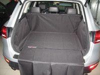 Чехол багажника Standart для автомобиля Volkswagen Touareg цвет чёрный TP-VW2TU-ST-BL