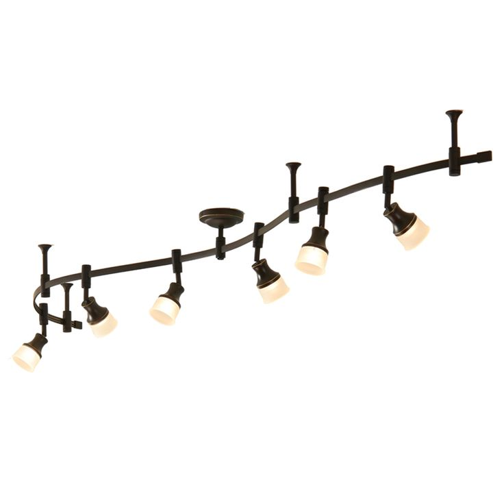 track lighting on pinterest interior lighting design spot lights. Black Bedroom Furniture Sets. Home Design Ideas