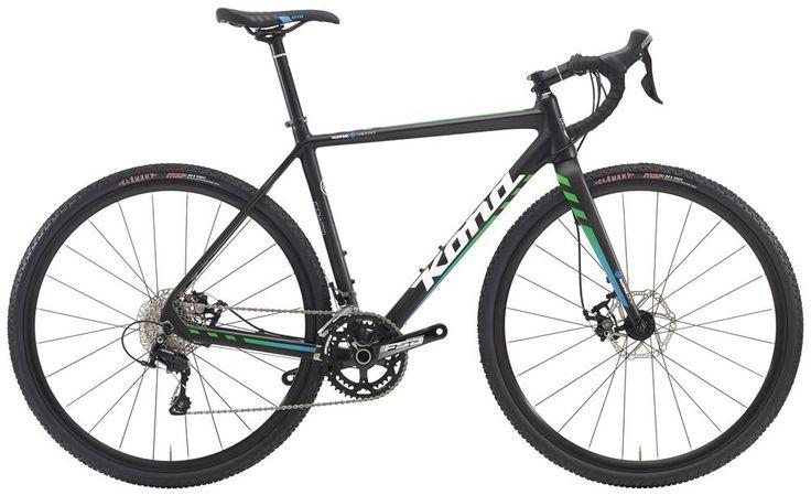 Kona Jake The Snake Carbon CX Bike2016 - £1709.1 | Cyclocross/ Gravel Bikes | Cyclestore