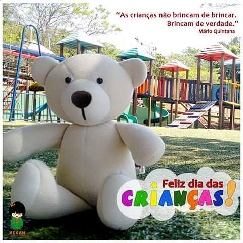 { Feliz dia das crianças!!! }  Desejamos a todas as crianças, grandes ou pequenas, um ótimo dia!  #diadascriancas #12deoutubro #kids #criancas #criancasfelizes #brincadeiradecriança #ursinho #decor #baby #babyboy #babygirl #maedemenina #maedemenino #maedeprincesa #maecoruja #maedeprimeiraviagem #maededois #paicoruja #kekahatelie