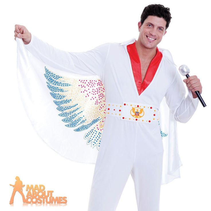 Top 25 Ideas About Elvis Costume On Pinterest