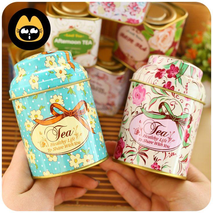 Tetera caliente venta promoción envío gratuito múltiples No metálica del pote del té taza de café 2014 exquisito Floral Retro caja de almacenamiento / estaño carrito de té de en Sets Té y Café de Casa y Jardín en AliExpress.com | Alibaba Group