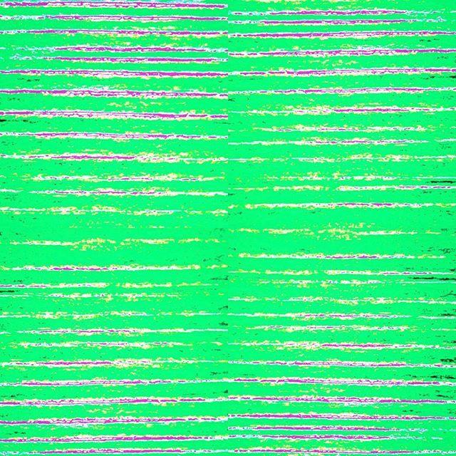#fabricdesign #fashionprint#green#wip  artwork by Charles Bridge 7x