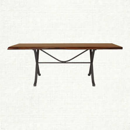 View The Arvada Dining Table At Arhaus Like An Intriguing