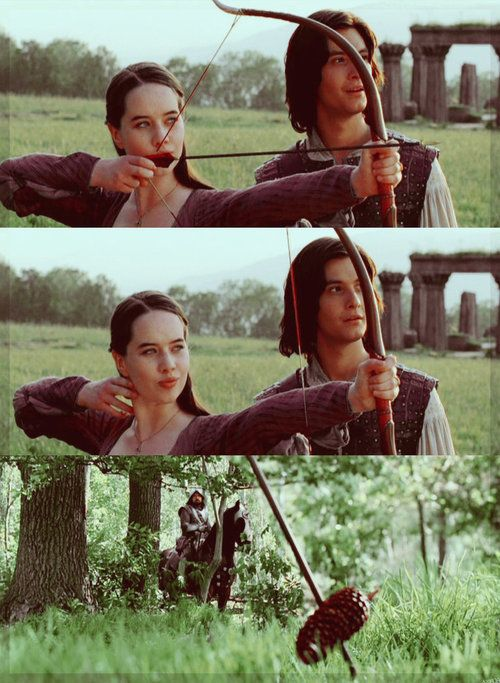 Narnia. Deleted scene. I think this would've been cool actually. :)