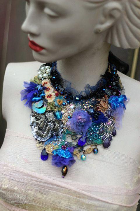 Avatar audaz mano bordada bohemio romántico barroco