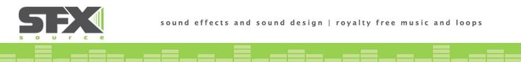 Sound Effects, Loops and Royalty Free Music