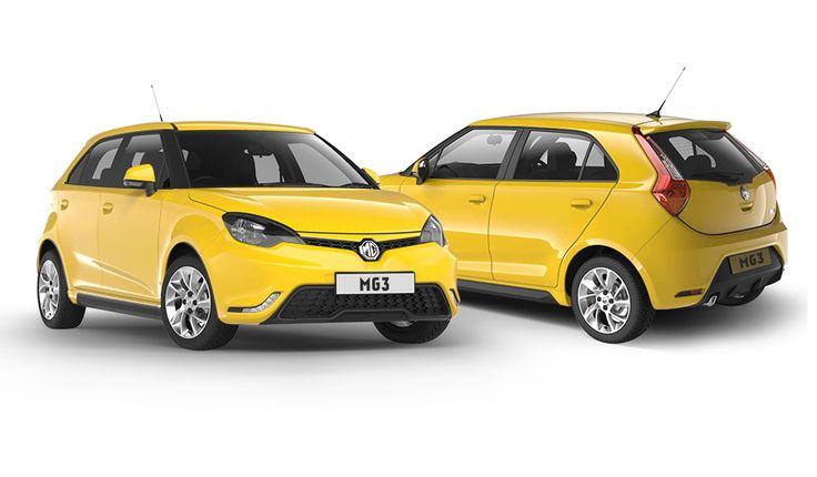 MG 3 | MG Motors | Venta de autos nuevos, autos deportivos y citycar