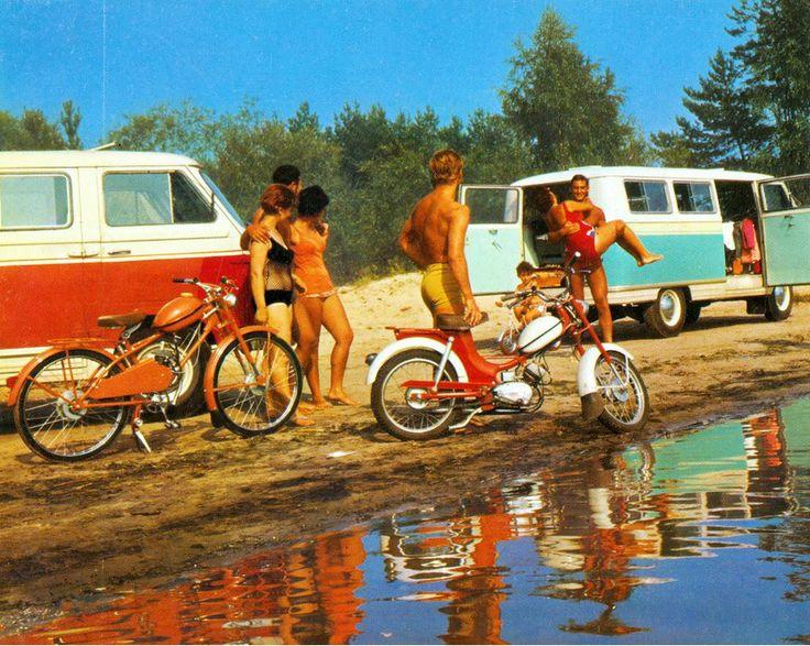 Реклама 70s Латвия